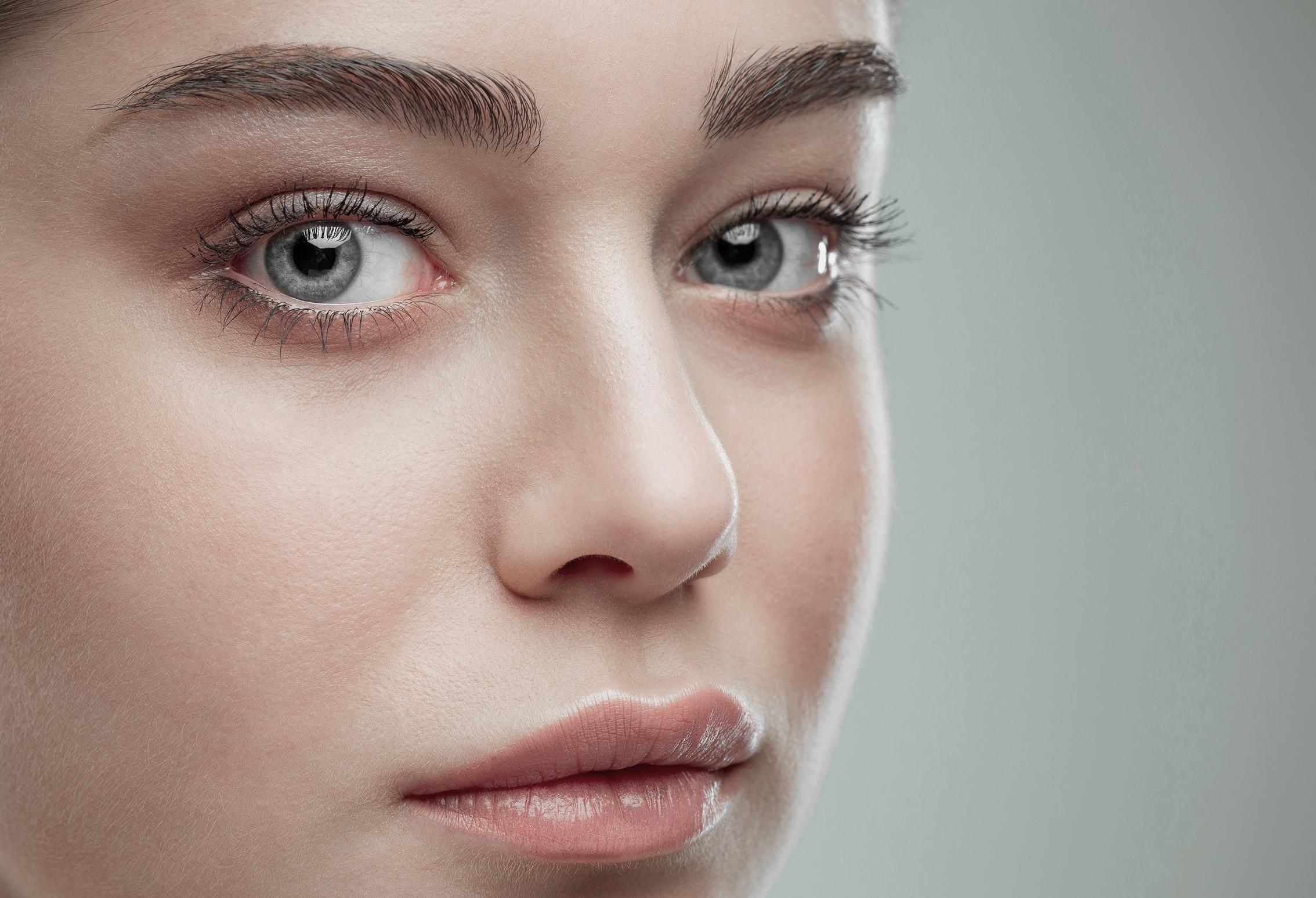 blefaroplastie nechirurgicala lifting facial aparat plexr, clinica D6 Cluj