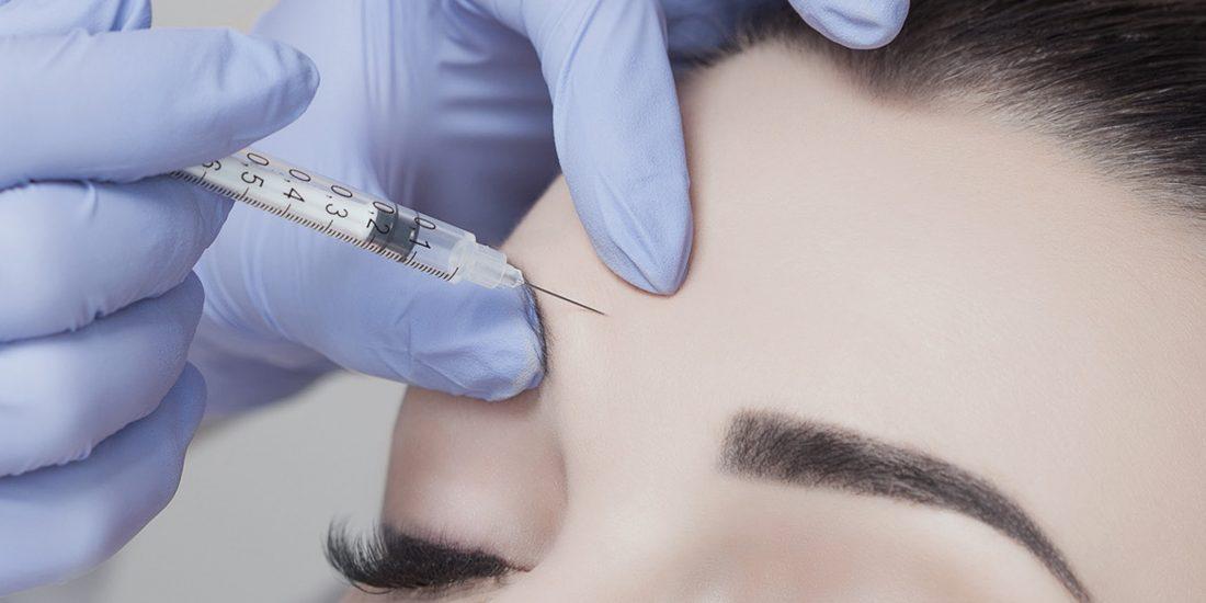 toxina botulinica botox buze tratamente antirid, clinica D6 Cluj