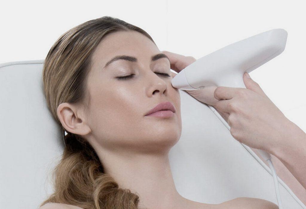 radiofrecventa faciala venus viva clinica infrumusetare, clinica D6 Cluj