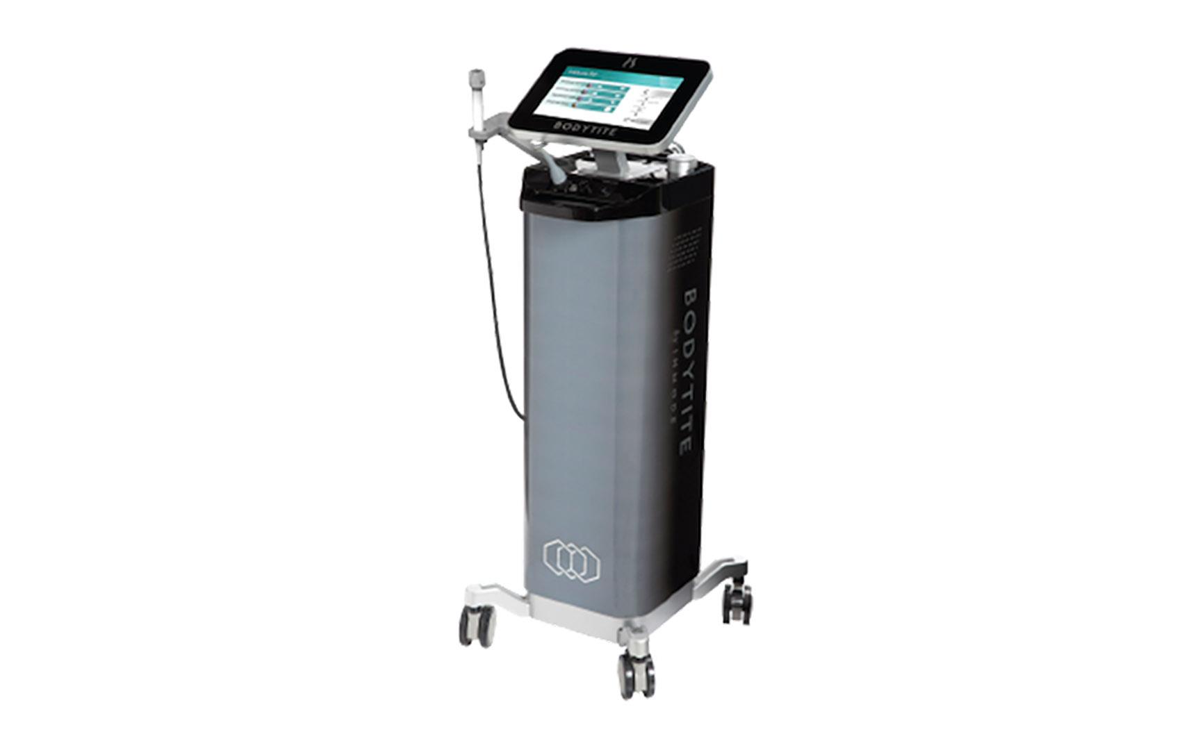 aparat radiofrecventa inmode stimulare colagen, clinica D6 Cluj